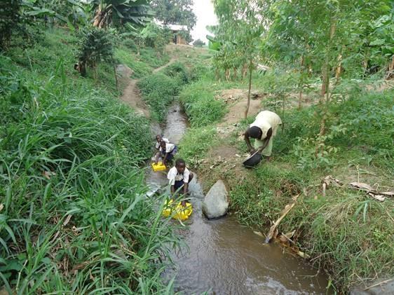 Kazingo and Karangura Water Project - Uganda
