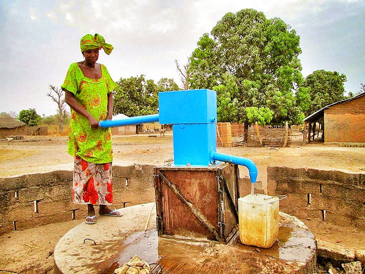 Conclusion of Central River Region Handpump and WASH Improvement Program - Phase 3 - The Gambia