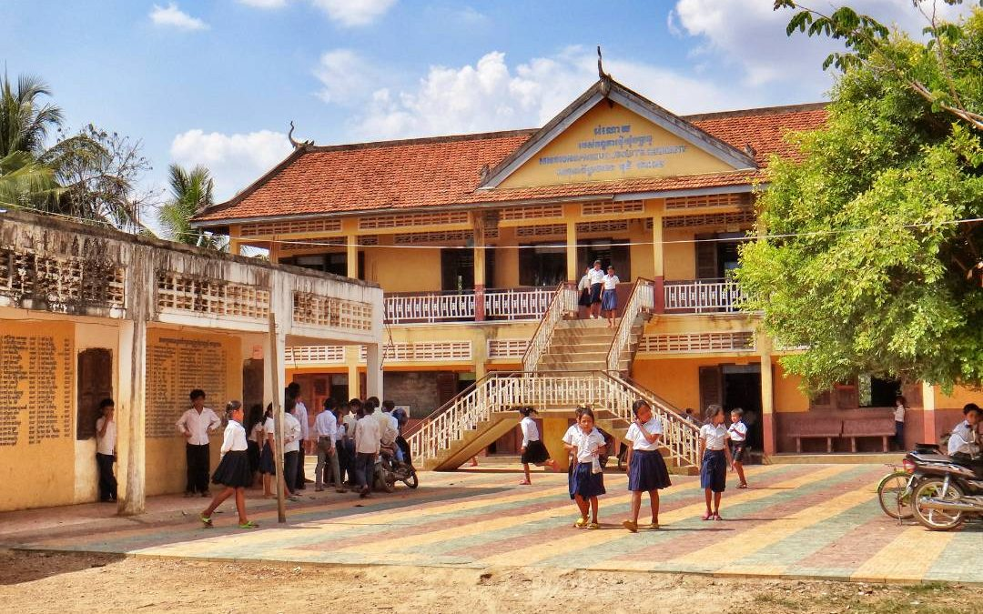 Kors Ream Primary School Well and Water System Project – Cambodia
