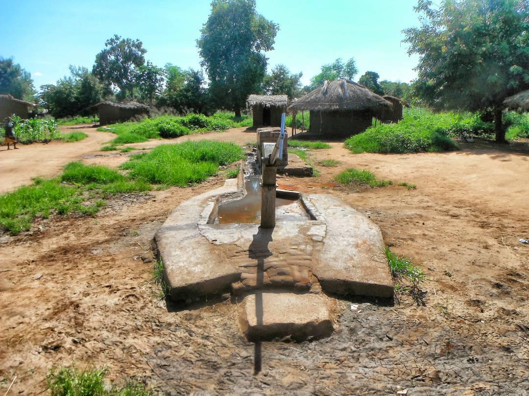 Kuchilawi village borehole
