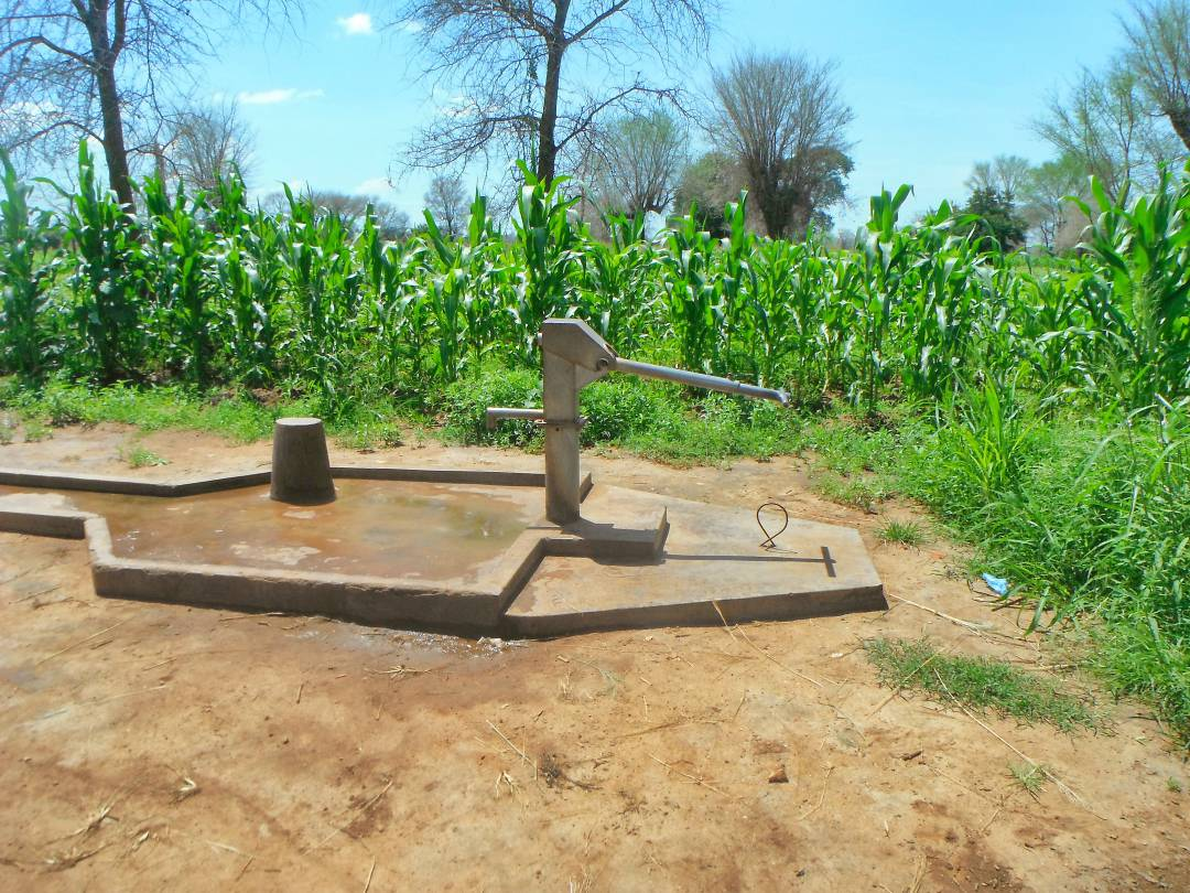 Salima District Well Repairs Project - Malawi