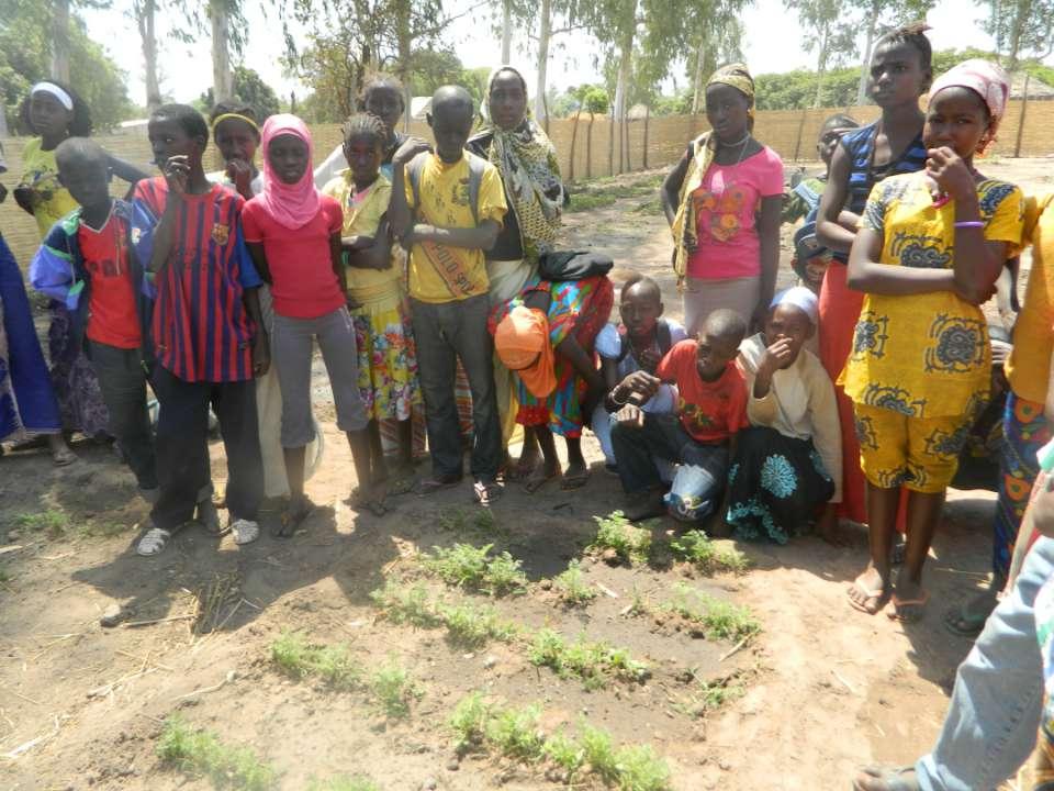 Sanankoro Well Project – Senegal