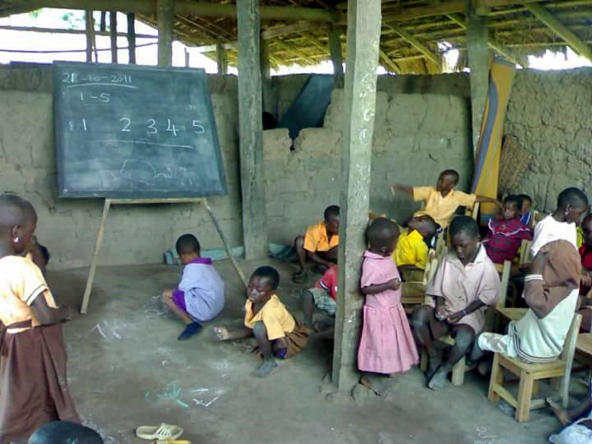 Ntobroso Borehole Project - Ghana