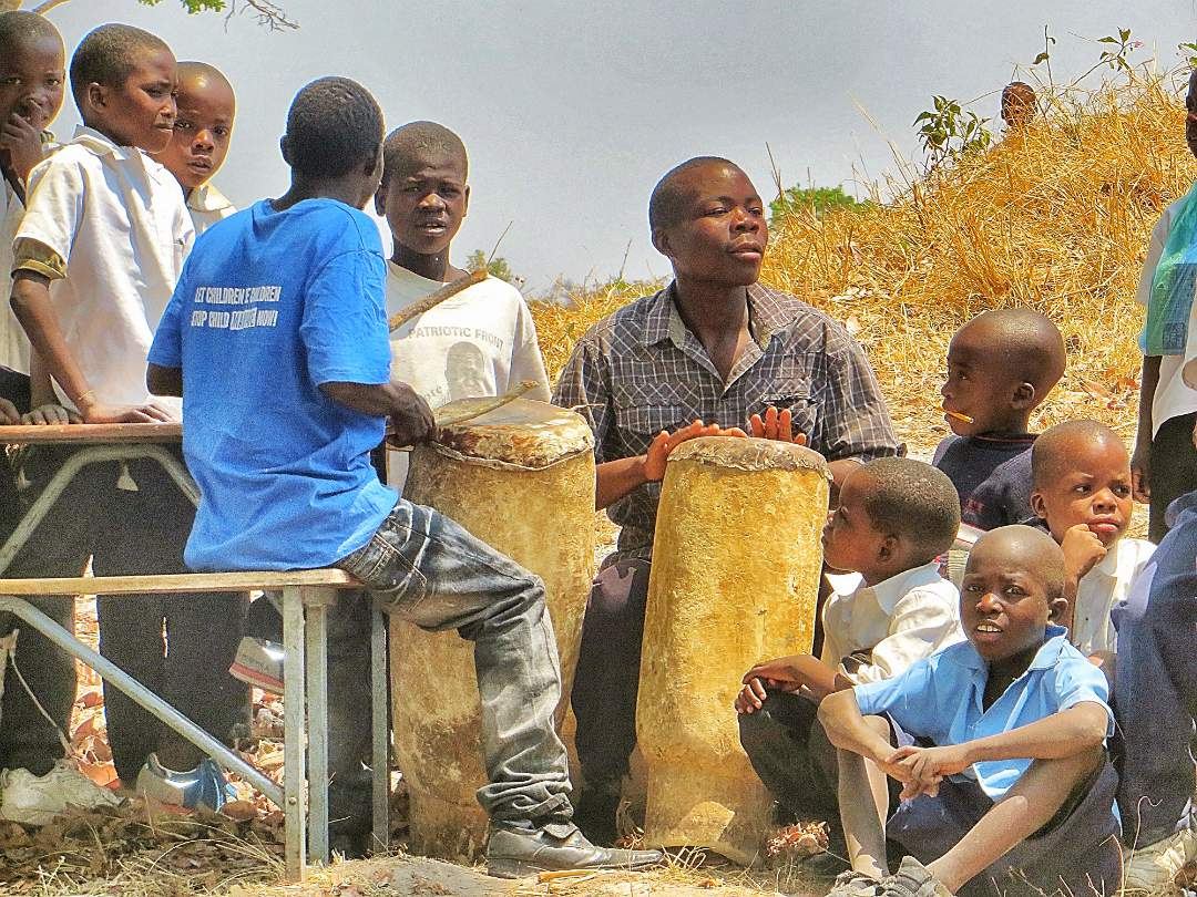 Community Youth Drumming