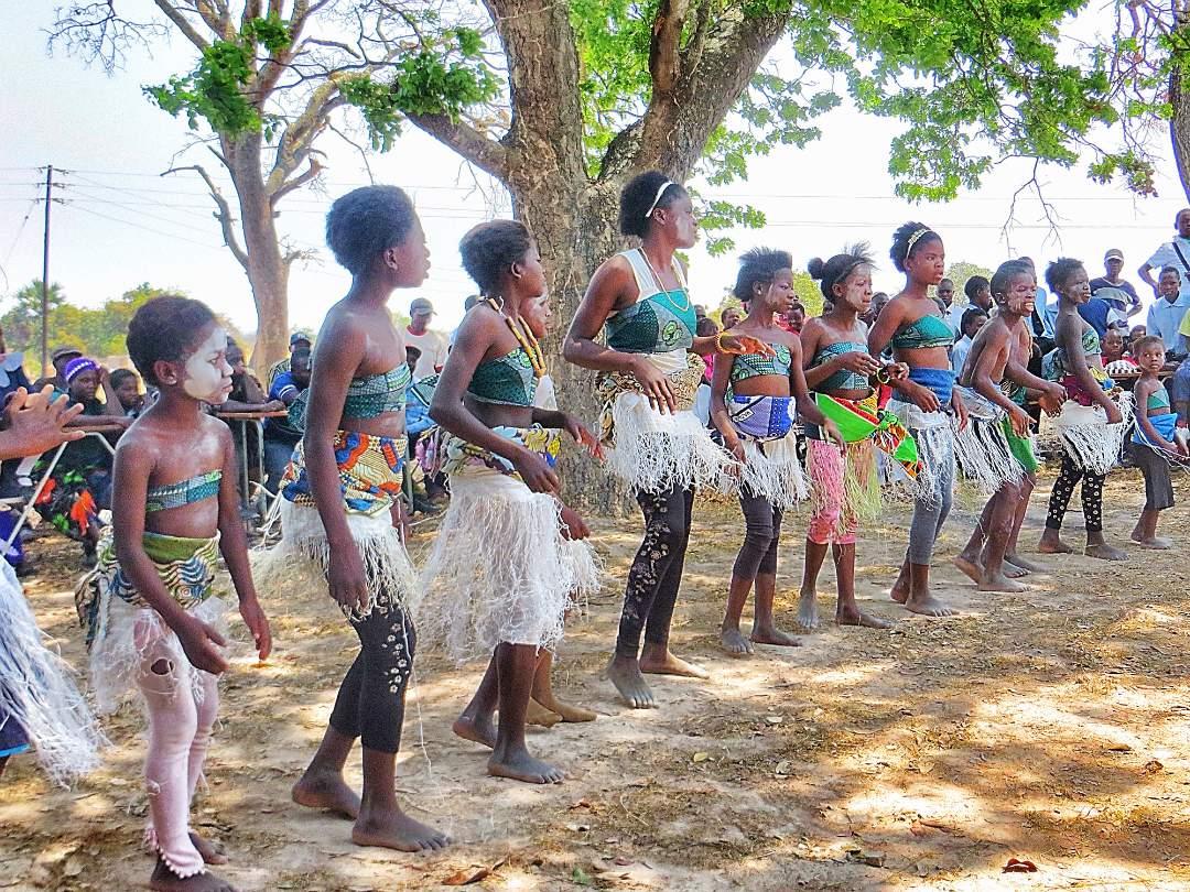 Youth dancing