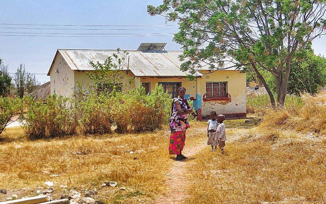 Mano Primary School Water Project – Zambia