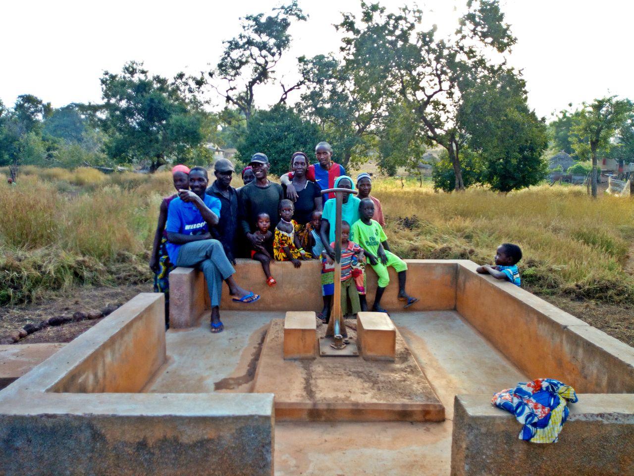 Basse Cote  Forage Project - Guinea