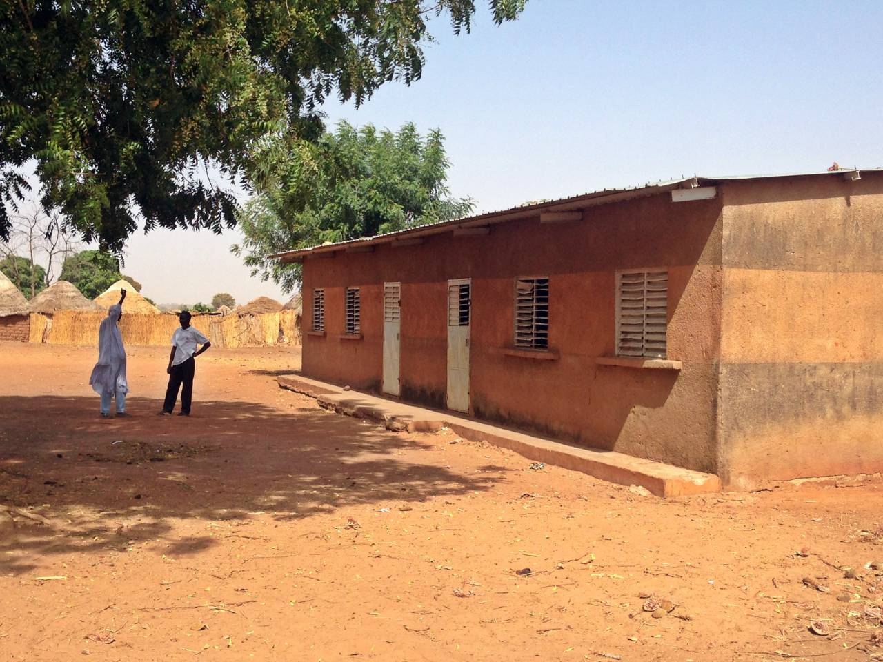 Kaymore School Bathroom and Water Project - Senegal
