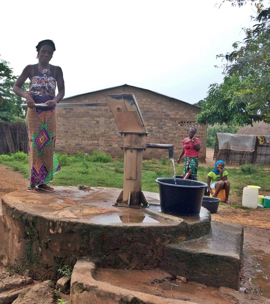 Upper Fulladu District Water Extension Project - The Gambia