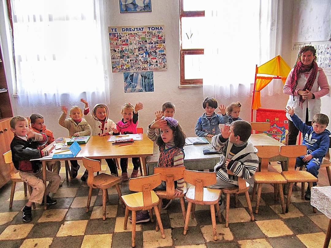 Students at Vehcan