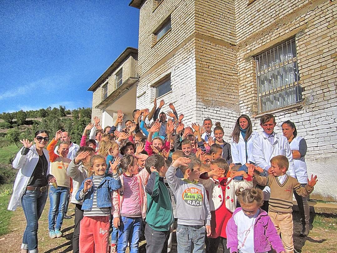 students Vehcan school