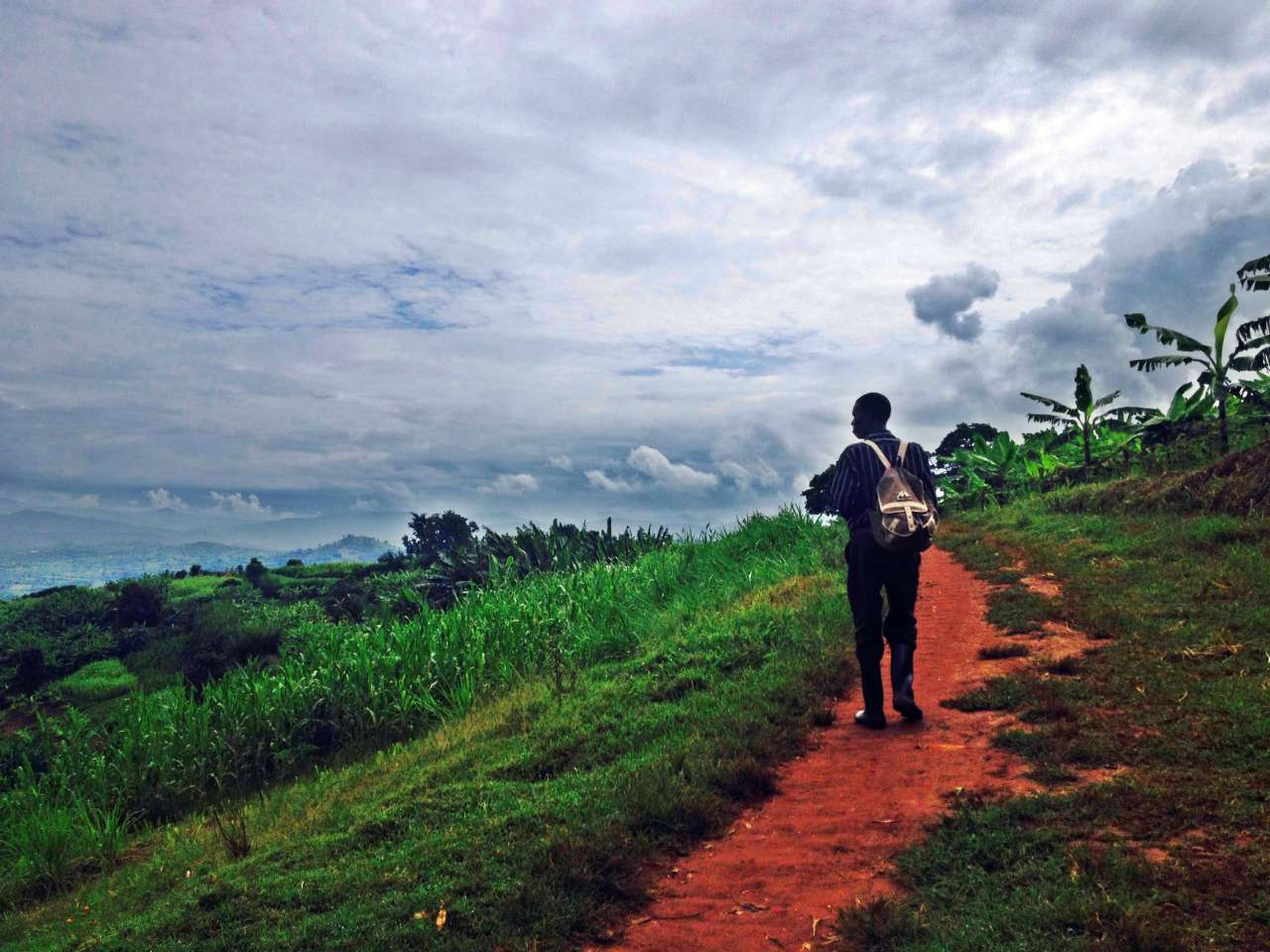 Kinihira Sector Water Project - Rwanda