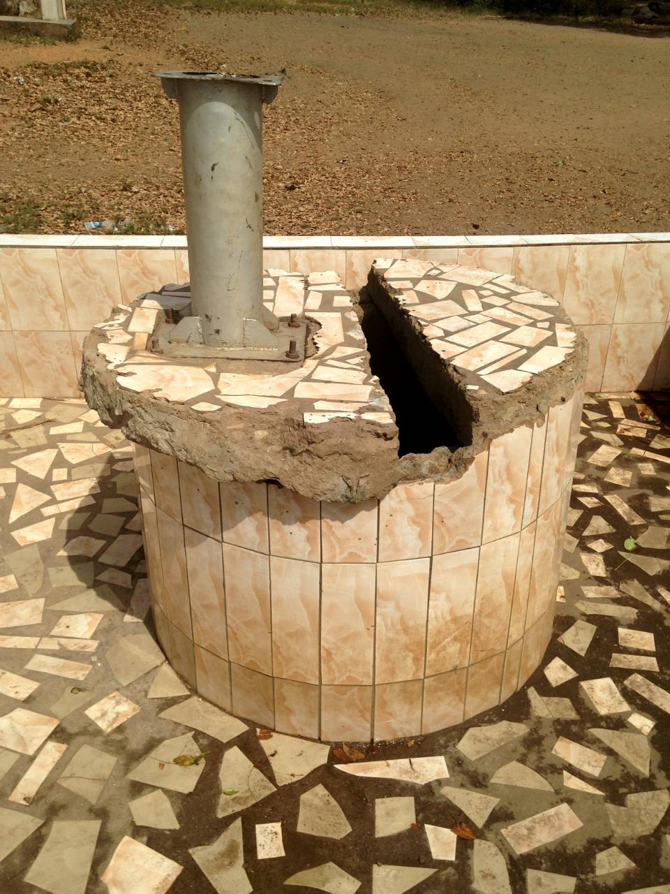 Clinic and Middle School Water System Project - Togo