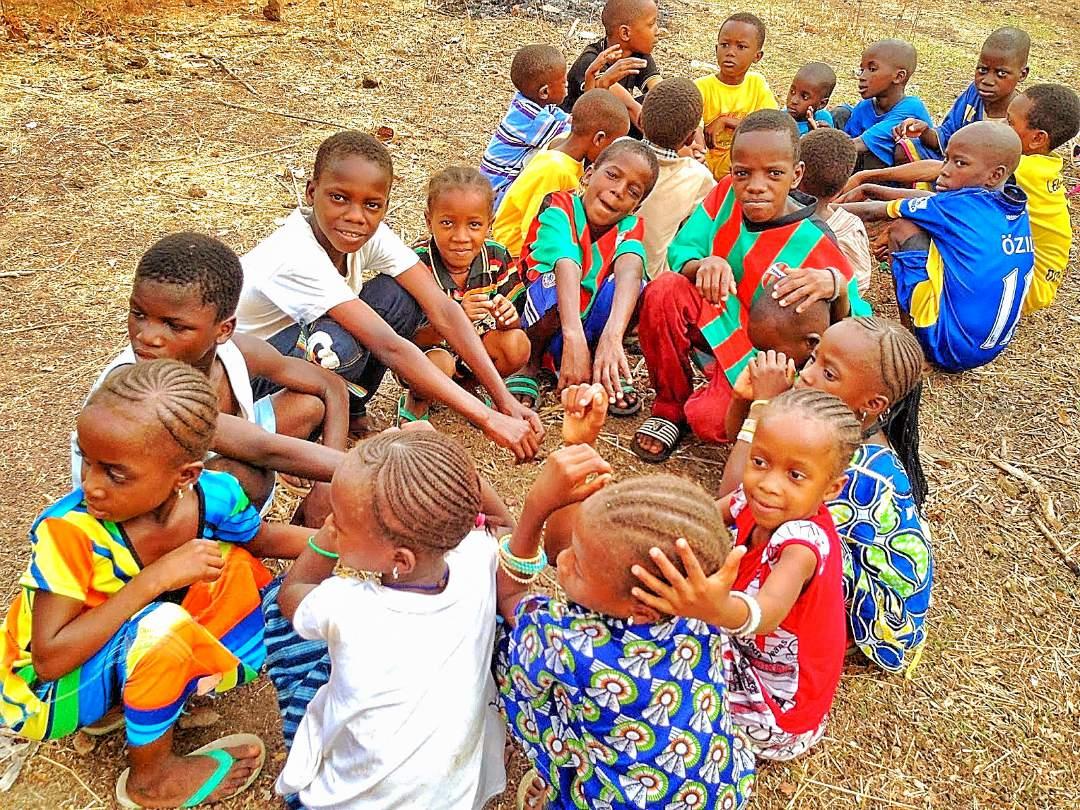 Salemata Region Latrine Project Kedougou - Senegal