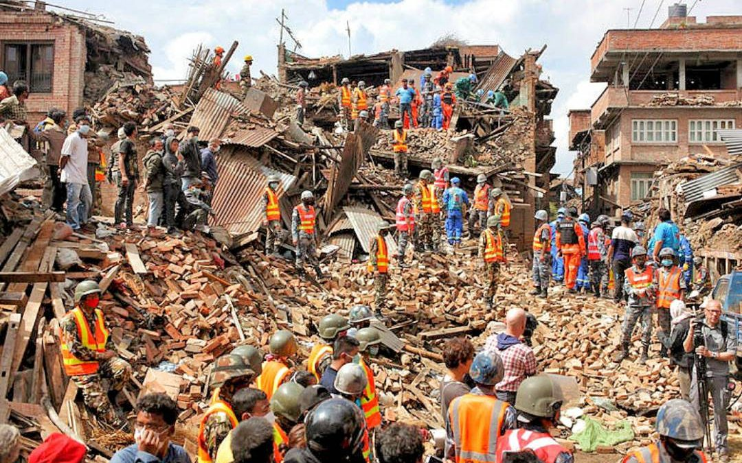 Earthquake Relief & Water Filter Project – Nepal