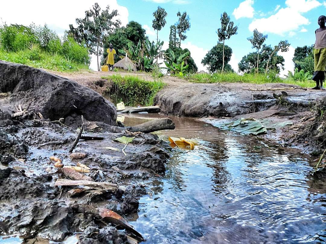 Inferior water source