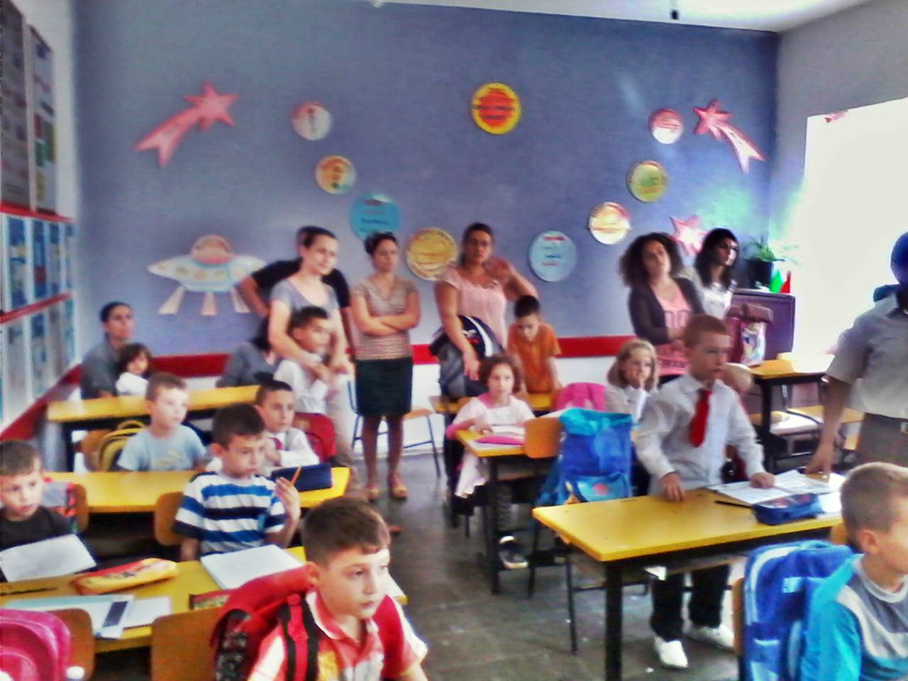 Conclusion of Pinellopi Pirro School Bathroom and Water Project - Albania