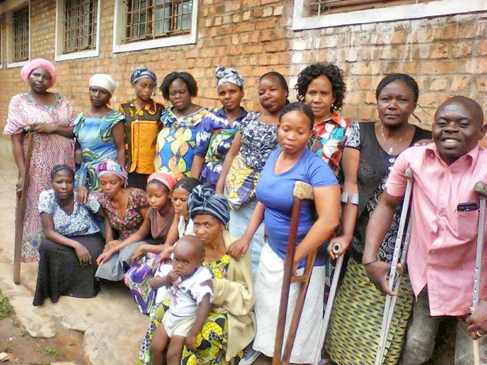 Minova Water Filter & Training Project - Democratic Republic of Congo