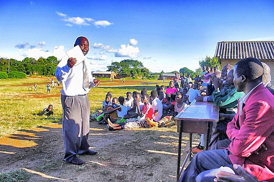 Kamsonga Region Rainwater Harvesting and Well Project - Malawi
