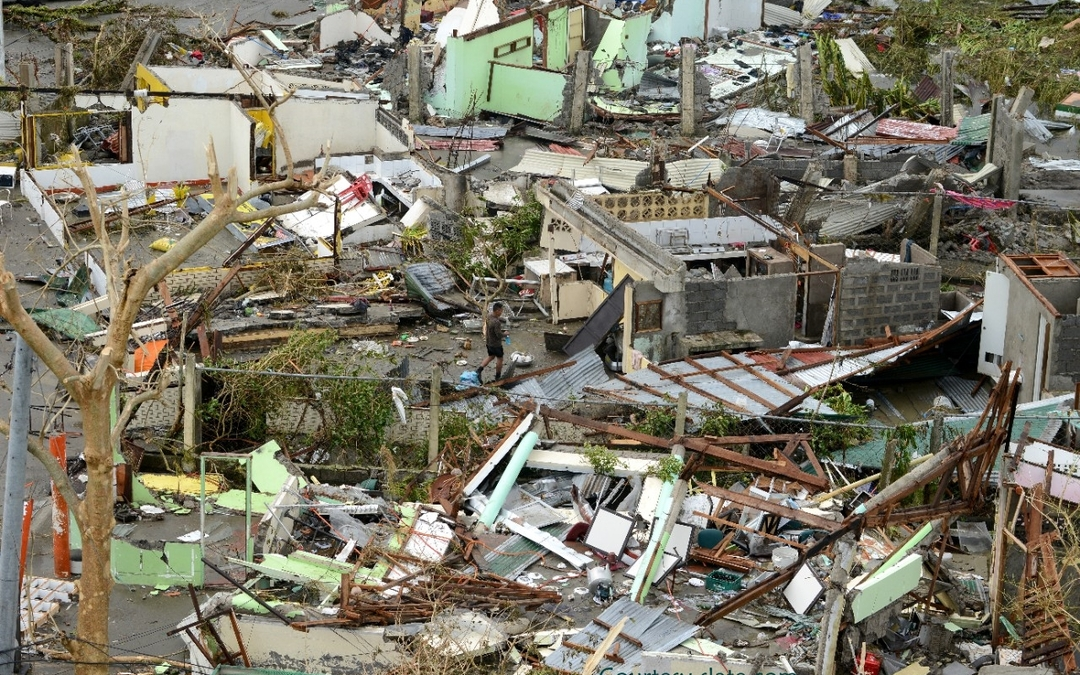 Water Charity Typhoon Haiyan Relief – Philippines