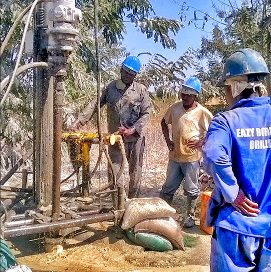 Conclusion of Mwanga Village Well Project - Malawi