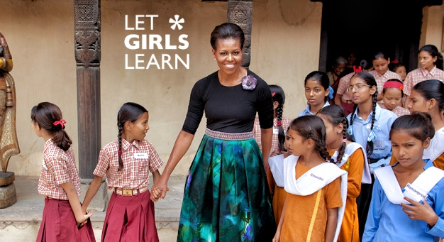 Let Girls Learn with Michelle