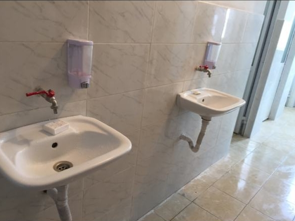 Conclusion of Vau Dejes School Bathroom and Water Project - Albania