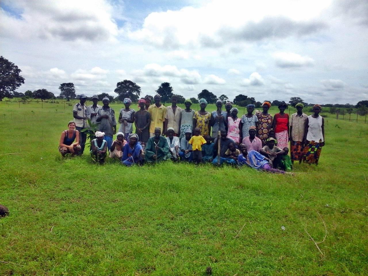 Velingara Women's Group Garden Project - Senegal