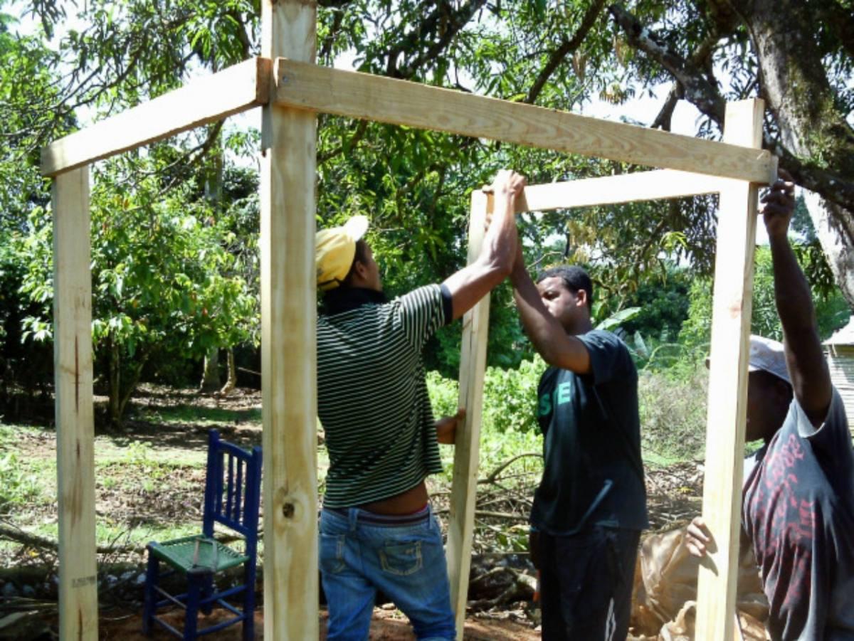 Peralvillo Latrine Project - Dominican Republic