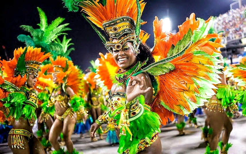 Carnival! Latin America's Post Lent Party...