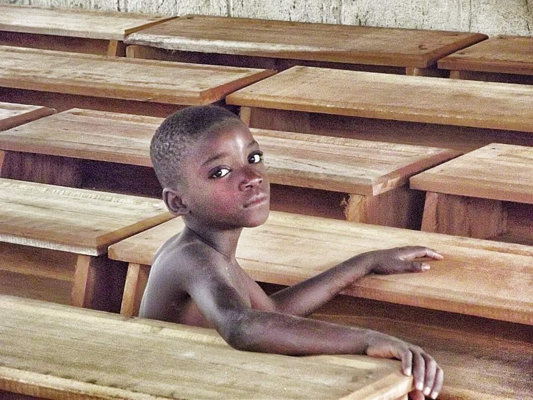 Doumandzou Primary School Bathroom Project - Gabon