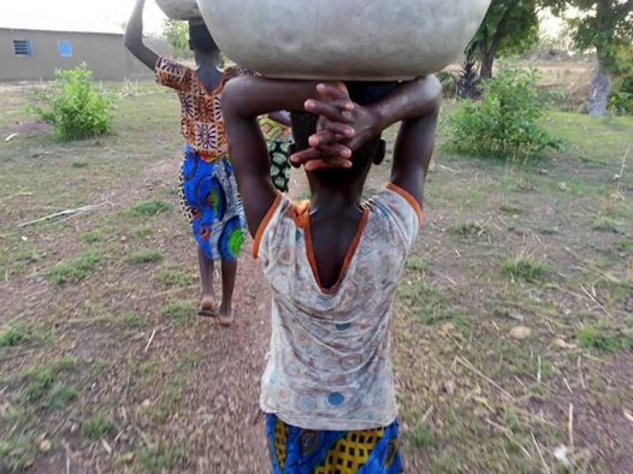 Tchore Borehole Project - Togo